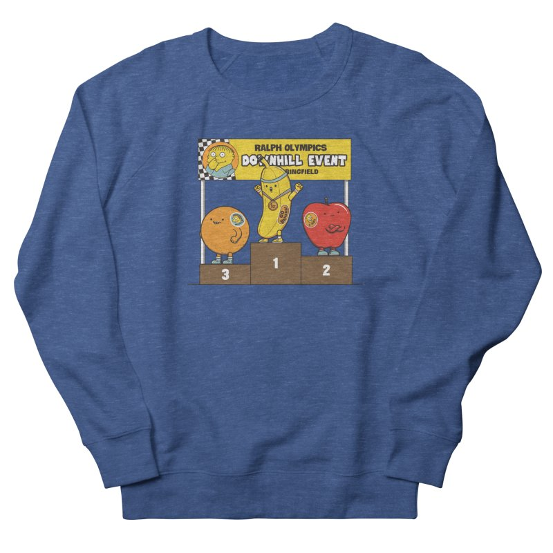 GO BANANA! Men's French Terry Sweatshirt by Made With Awesome