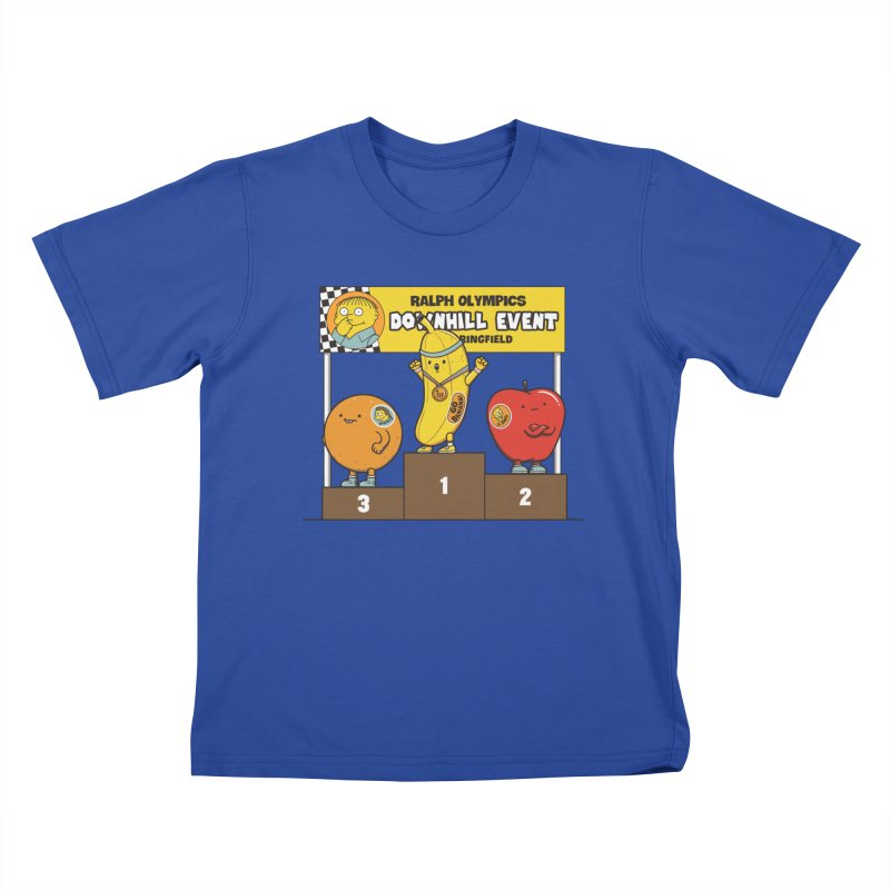 GO BANANA! Kids T-Shirt by Made With Awesome