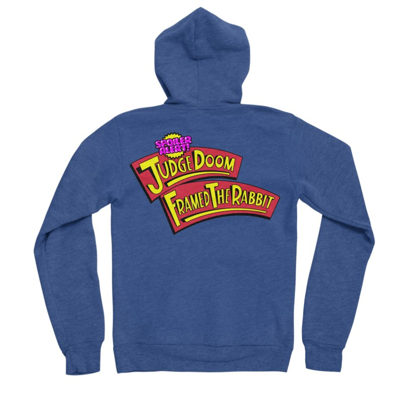 Mystery Solved Men's Sponge Fleece Zip-Up Hoody by Made With Awesome