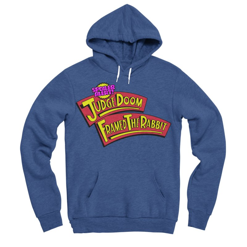 Mystery Solved Men's Sponge Fleece Pullover Hoody by Made With Awesome