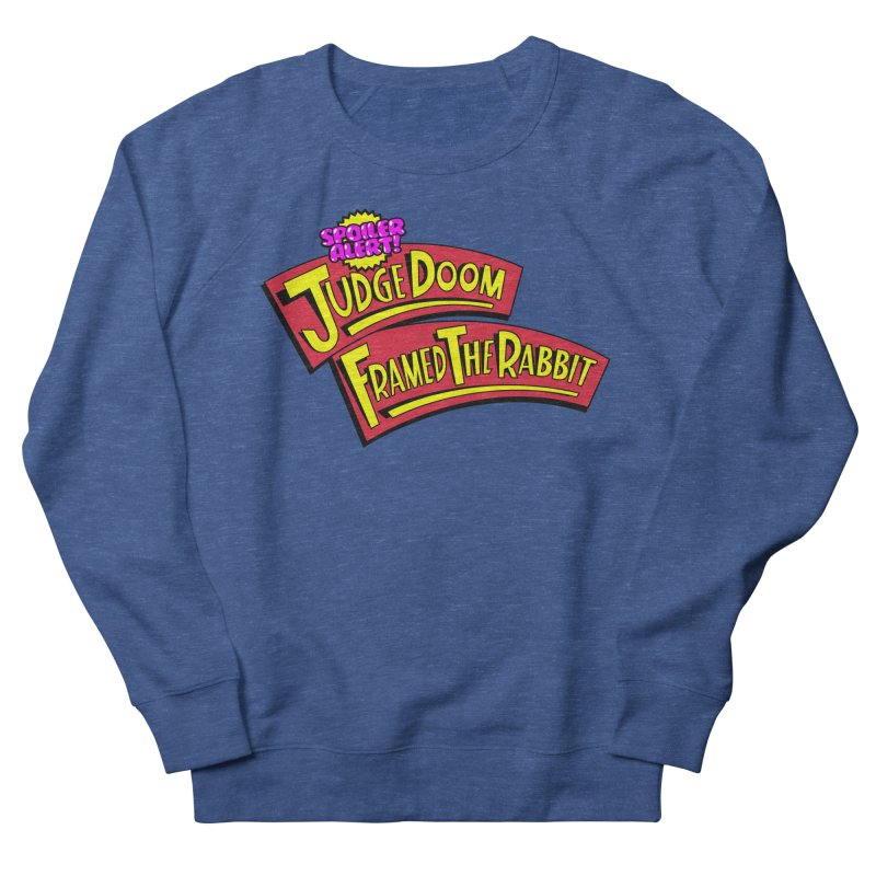 Mystery Solved Men's French Terry Sweatshirt by Made With Awesome