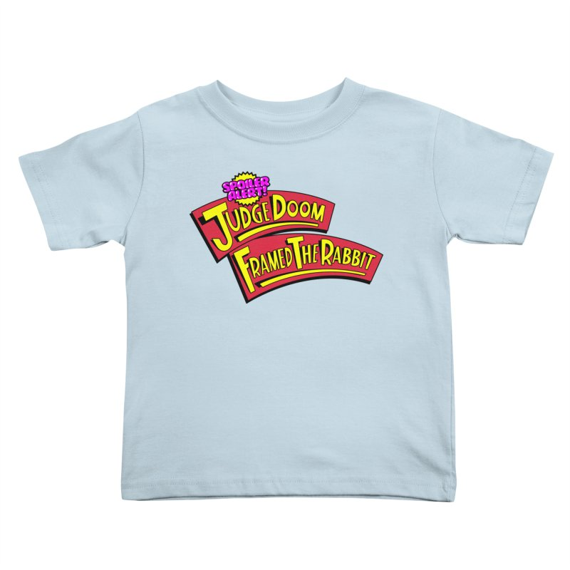 Mystery Solved Kids Toddler T-Shirt by Made With Awesome