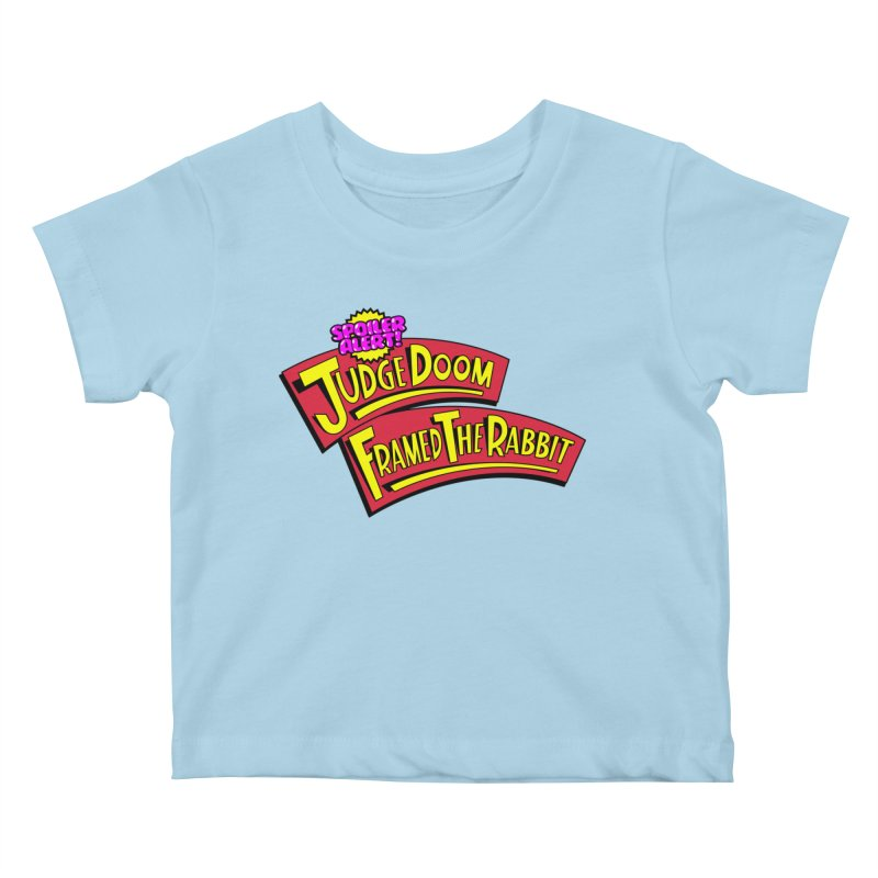 Mystery Solved Kids Baby T-Shirt by Made With Awesome
