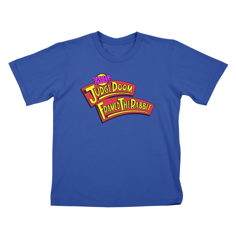 Mystery Solved Kids T-Shirt by Made With Awesome