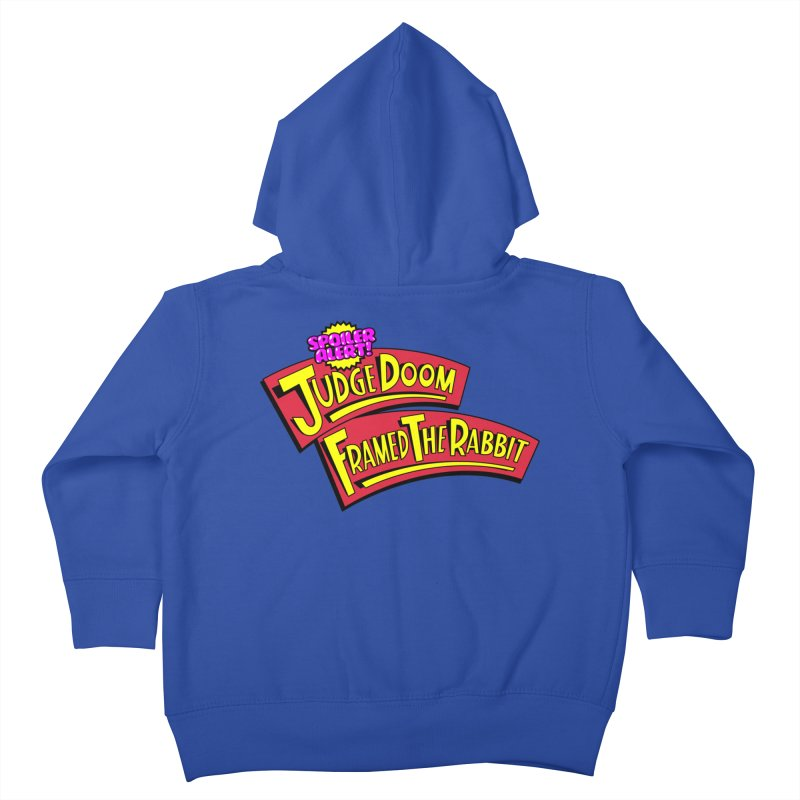 Mystery Solved Kids Toddler Zip-Up Hoody by Made With Awesome