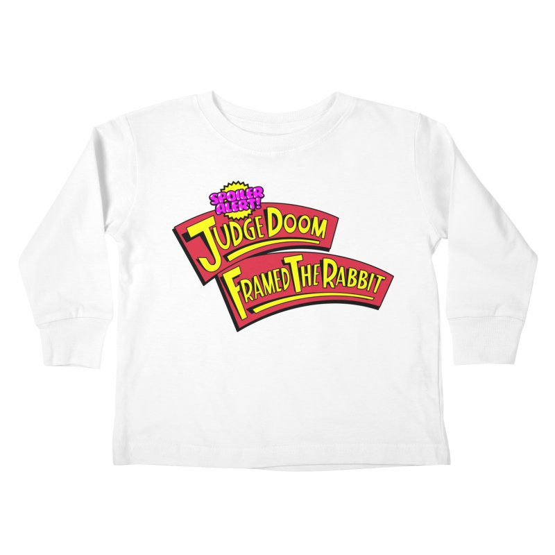 Mystery Solved Kids Toddler Longsleeve T-Shirt by Made With Awesome