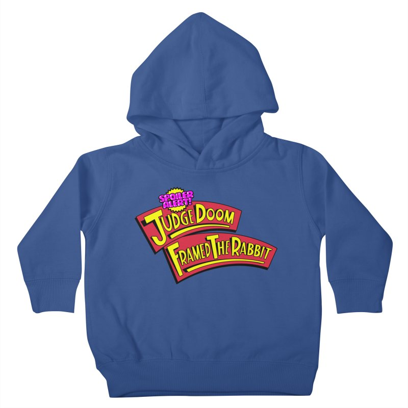 Mystery Solved Kids Toddler Pullover Hoody by Made With Awesome