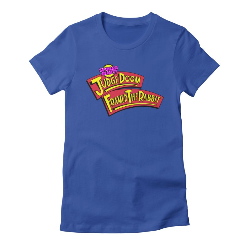 Mystery Solved Women's Fitted T-Shirt by Made With Awesome