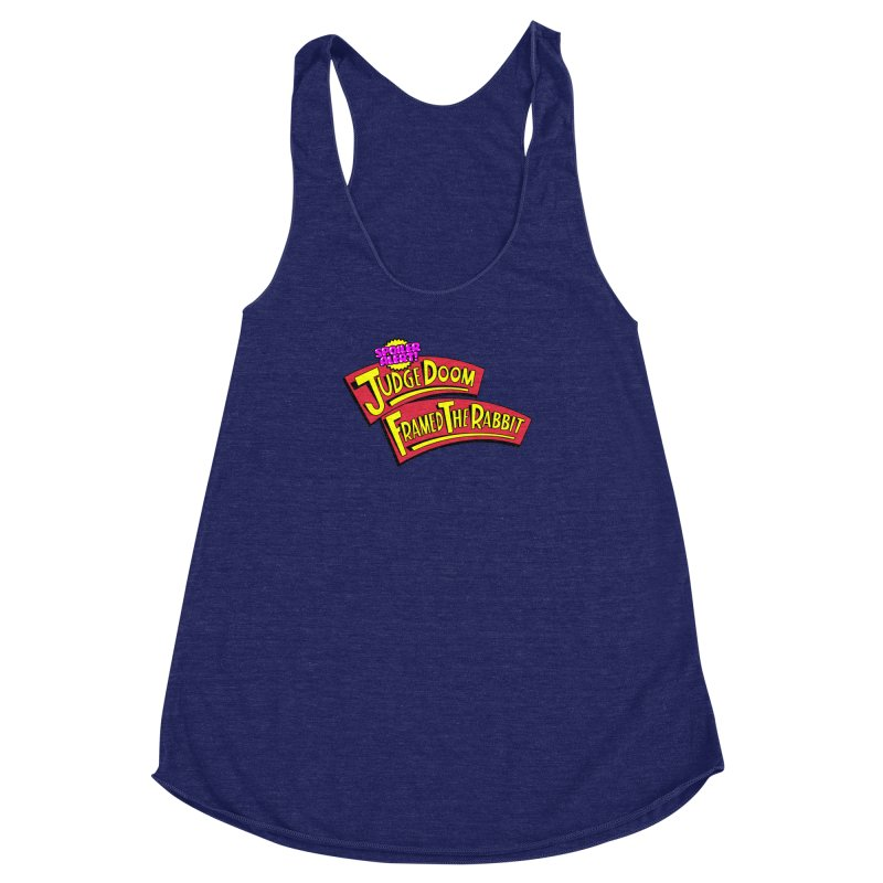 Mystery Solved Women's Racerback Triblend Tank by Made With Awesome