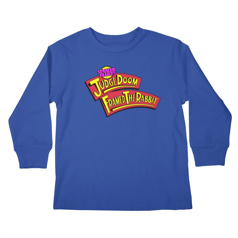 Mystery Solved Kids Longsleeve T-Shirt by Made With Awesome