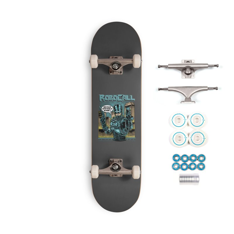 Robocall Accessories Complete - Basic Skateboard by Made With Awesome