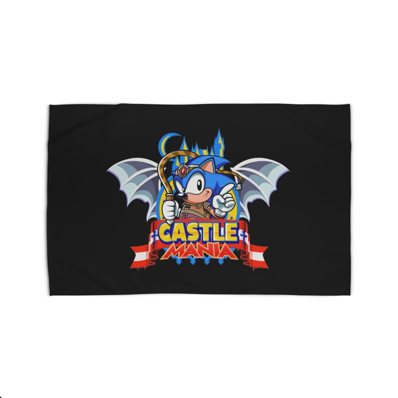 Castle Mania Home Rug by Made With Awesome