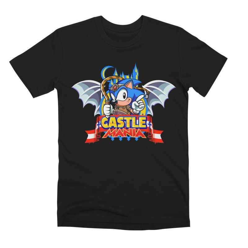 Castle Mania Men's Premium T-Shirt by Made With Awesome