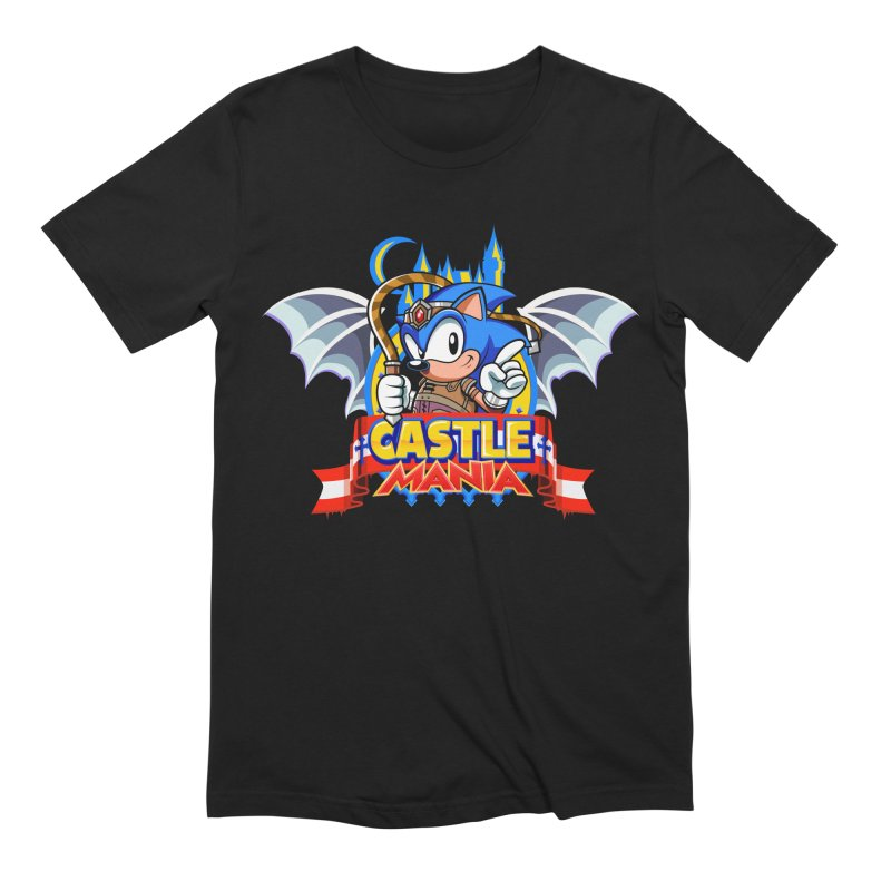 Castle Mania Men's Extra Soft T-Shirt by Made With Awesome