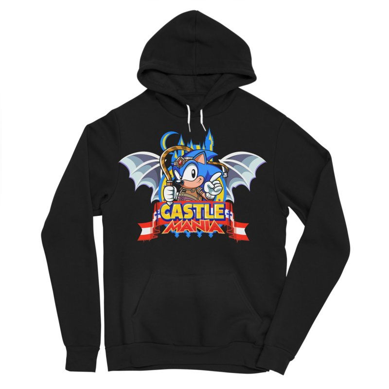 Castle Mania Men's Sponge Fleece Pullover Hoody by Made With Awesome