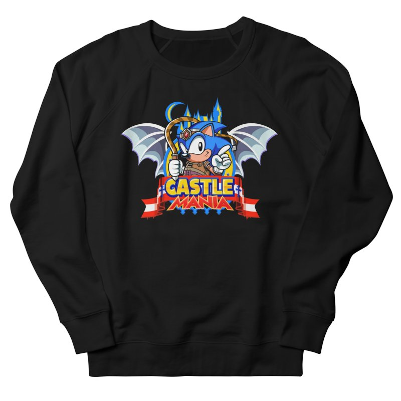 Castle Mania Men's French Terry Sweatshirt by Made With Awesome