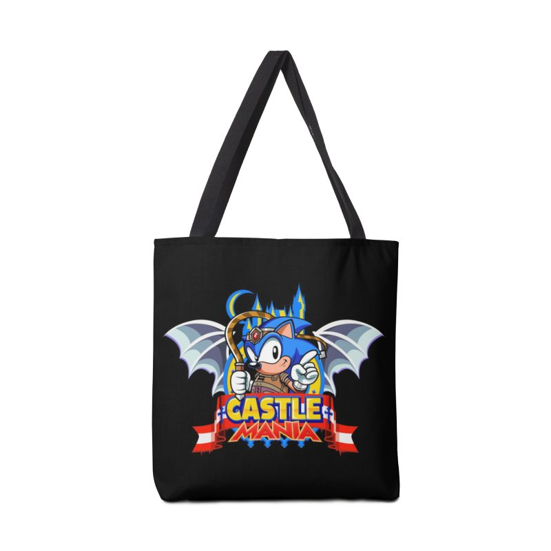 Castle Mania Accessories Tote Bag Bag by Made With Awesome