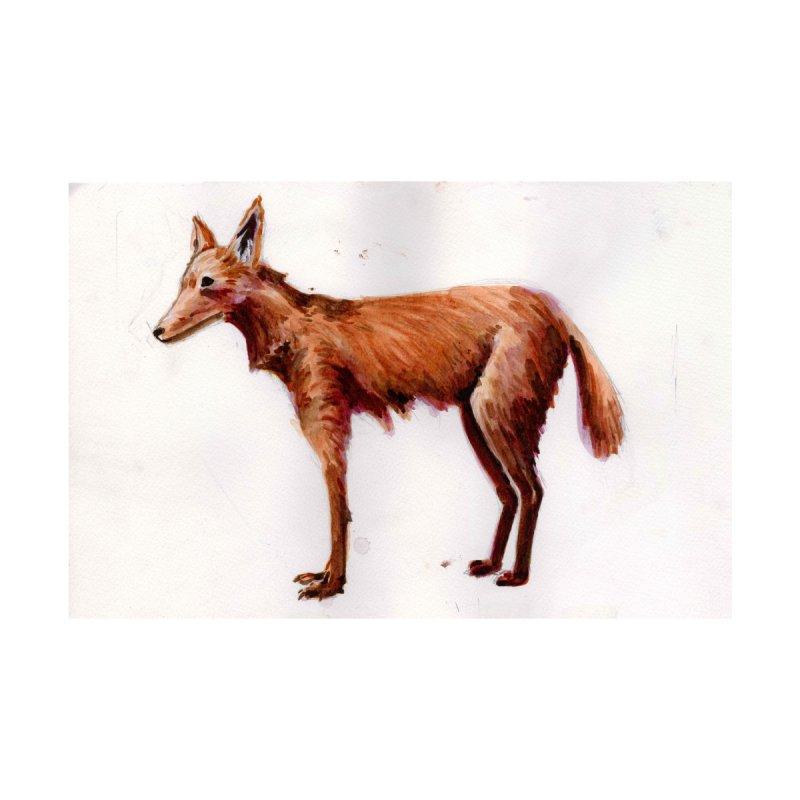 Manned Wolf by Madeleine Hettich Design & Illustration