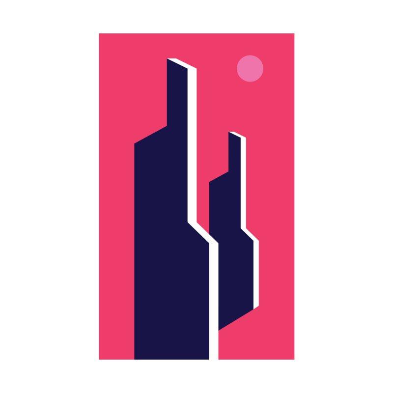 Graphic Architecture #2 by Madeleine Hettich Design & Illustration