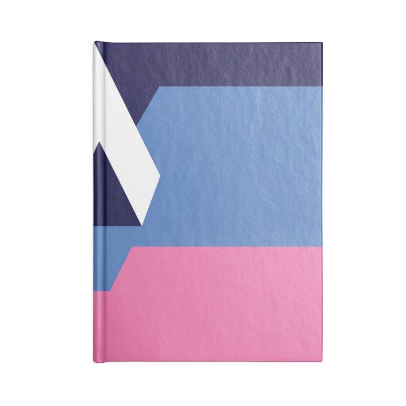 Graphic Architecture #1 Accessories Notebook by Madeleine Hettich Design & Illustration