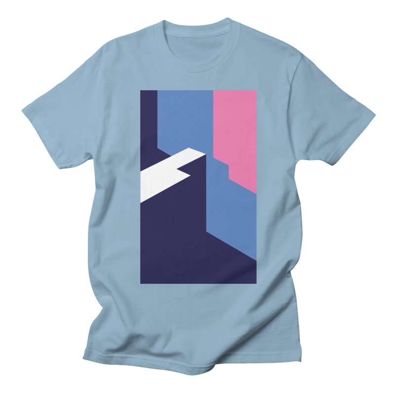 Graphic Architecture #1 Men's T-Shirt by Madeleine Hettich Design & Illustration