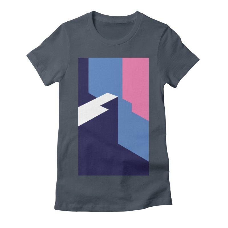 Graphic Architecture #1 Women's T-Shirt by Madeleine Hettich Design & Illustration