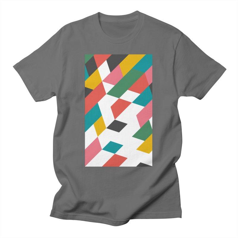 Geometric Design Series 1, Poster 7 Men's T-Shirt by Madeleine Hettich Design & Illustration