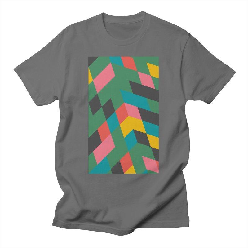 Geometric Design Series 1, Poster 6 Men's T-Shirt by Madeleine Hettich Design & Illustration