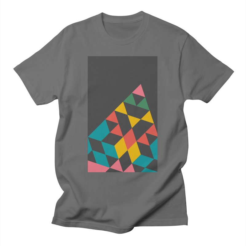 Geometric Design Series 1, Poster 4 Men's T-Shirt by Madeleine Hettich Design & Illustration