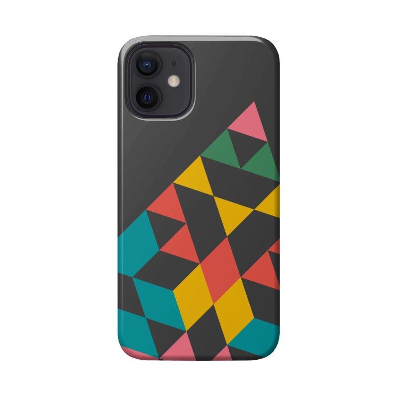 Geometric Design Series 1, Poster 4 Accessories Phone Case by Madeleine Hettich Design & Illustration
