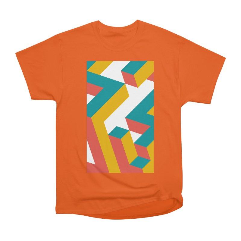 Geometric Design Series 1, Poster 2 Men's T-Shirt by Madeleine Hettich Design & Illustration