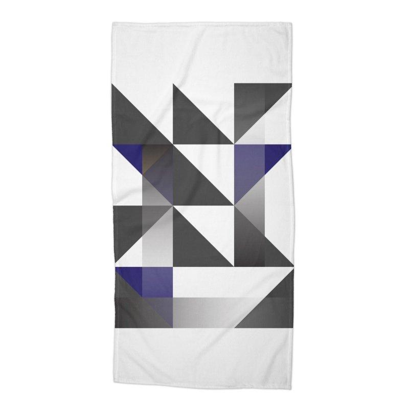 Geometric Design Series 1.5, Poster 11 Accessories Beach Towel by Madeleine Hettich Design & Illustration