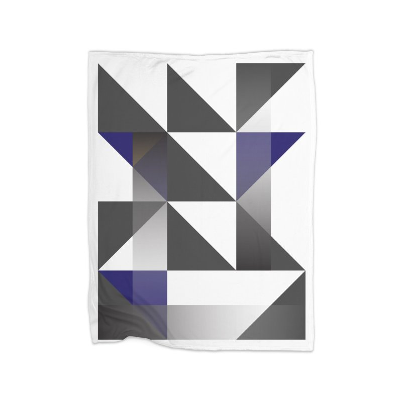 Geometric Design Series 1.5, Poster 11 Home Blanket by Madeleine Hettich Design & Illustration