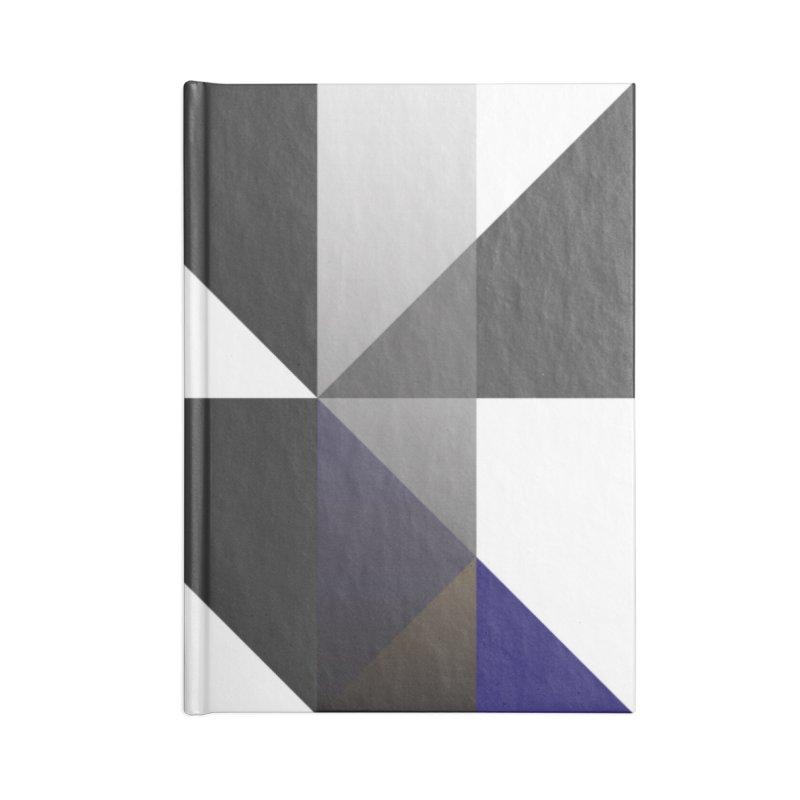 Geometric Design Series 1.5, Poster 11 Accessories Notebook by Madeleine Hettich Design & Illustration