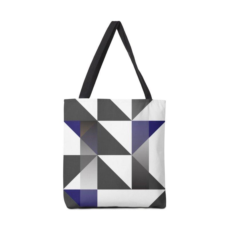 Geometric Design Series 1.5, Poster 11 Accessories Bag by Madeleine Hettich Design & Illustration