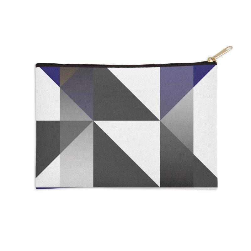 Geometric Design Series 1.5, Poster 11 Accessories Zip Pouch by Madeleine Hettich Design & Illustration
