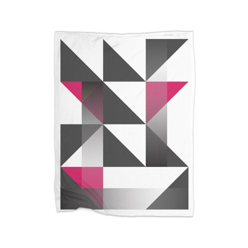 Geometric Design Series 1.5, Poster 10 Home Blanket by Madeleine Hettich Design & Illustration