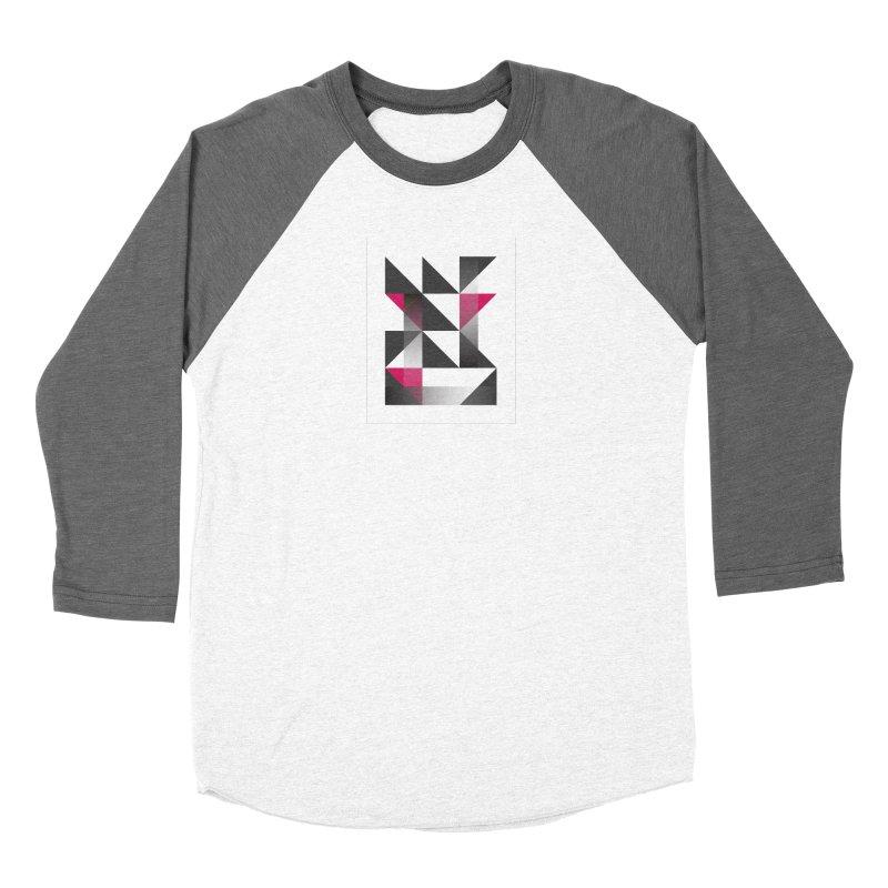 Geometric Design Series 1.5, Poster 10 Women's Longsleeve T-Shirt by Madeleine Hettich Design & Illustration
