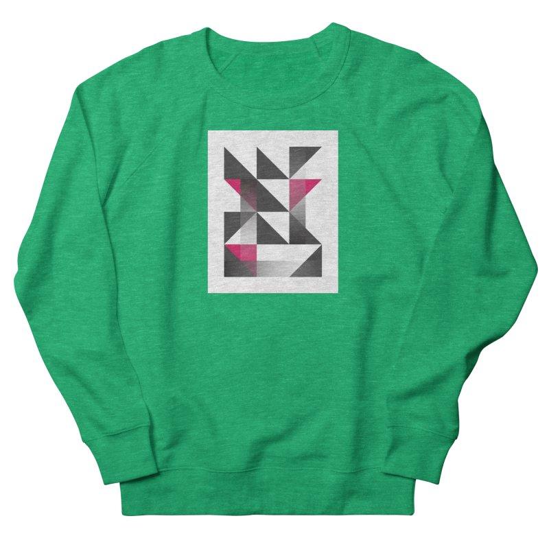 Geometric Design Series 1.5, Poster 10 Women's Sweatshirt by Madeleine Hettich Design & Illustration