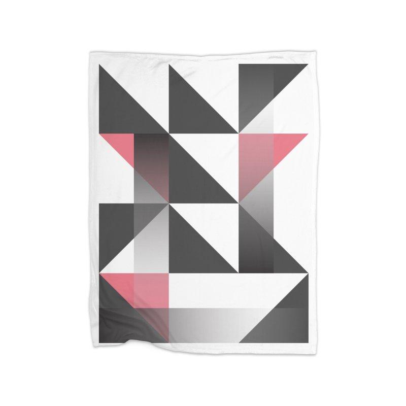 Geometric Design Series 1.5, Poster 8 Home Blanket by Madeleine Hettich Design & Illustration