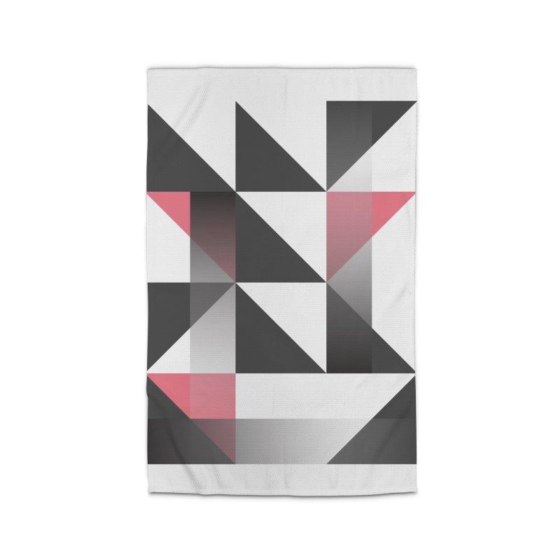 Geometric Design Series 1.5, Poster 8 Home Rug by Madeleine Hettich Design & Illustration
