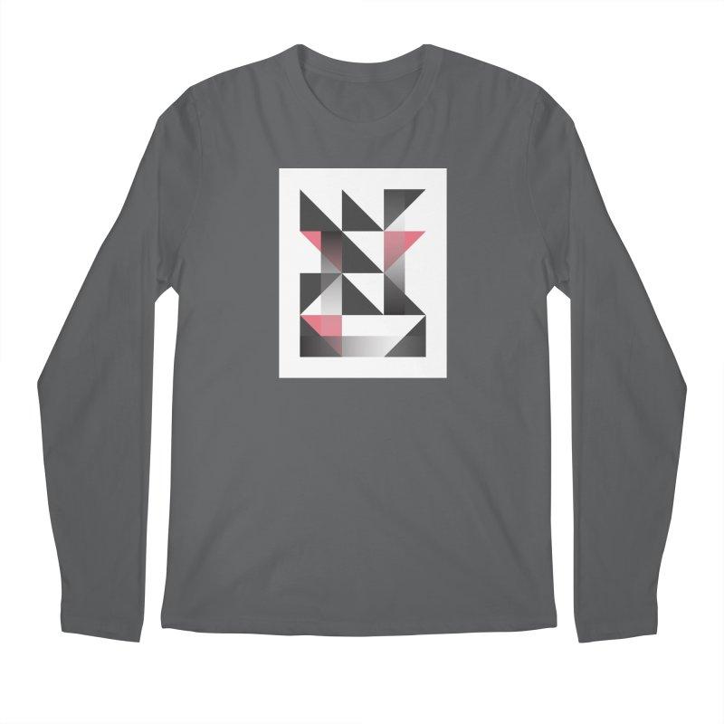 Geometric Design Series 1.5, Poster 8 Men's Longsleeve T-Shirt by Madeleine Hettich Design & Illustration