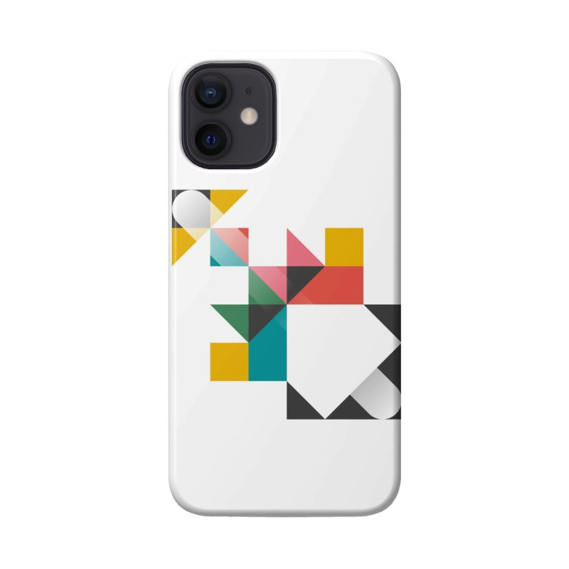 Geometric Design Series 1.5, Poster 6 Accessories Phone Case by Madeleine Hettich Design & Illustration
