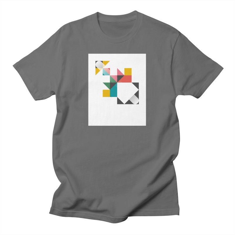 Geometric Design Series 1.5, Poster 6 Men's T-Shirt by Madeleine Hettich Design & Illustration