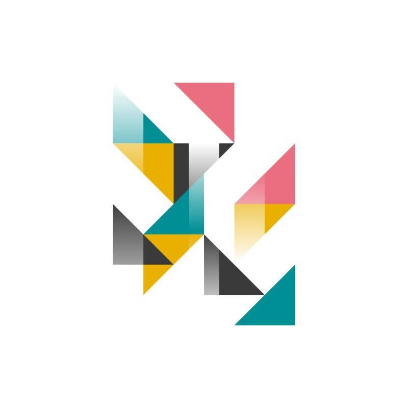 Geometric Design Series 1.5, Poster 5 Kids Pullover Hoody by Madeleine Hettich Design & Illustration