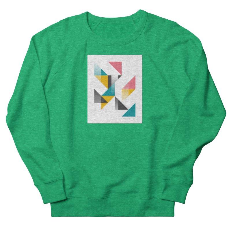 Geometric Design Series 1.5, Poster 5 Women's Sweatshirt by Madeleine Hettich Design & Illustration