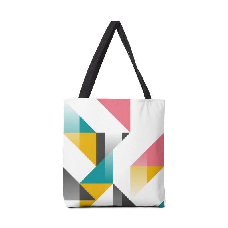 Geometric Design Series 1.5, Poster 5 Accessories Bag by Madeleine Hettich Design & Illustration