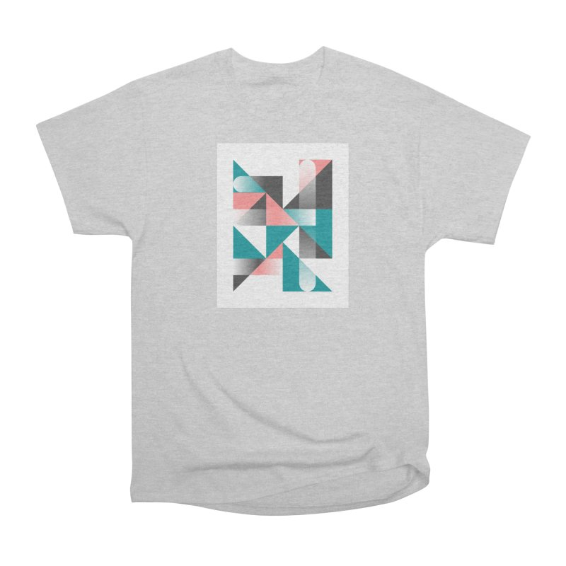 Geometric Design Series 1.5, Poster 4 Men's T-Shirt by Madeleine Hettich Design & Illustration