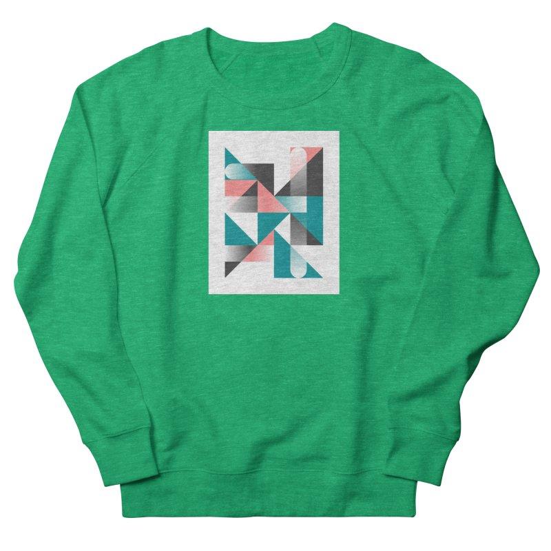 Geometric Design Series 1.5, Poster 4 Women's Sweatshirt by Madeleine Hettich Design & Illustration