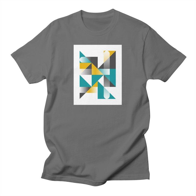 Geometric Design Series 1.5, Poster 3 Men's T-Shirt by Madeleine Hettich Design & Illustration